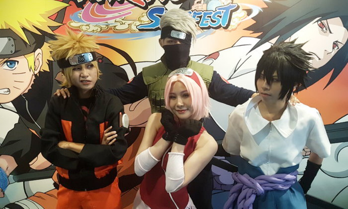 Cubinet เปิดตัว Naruto Slugfest เกมมือถือ MMORPG นารูโตะ แบบถูกลิขสิทธิ์อย่างเป็นทางการ