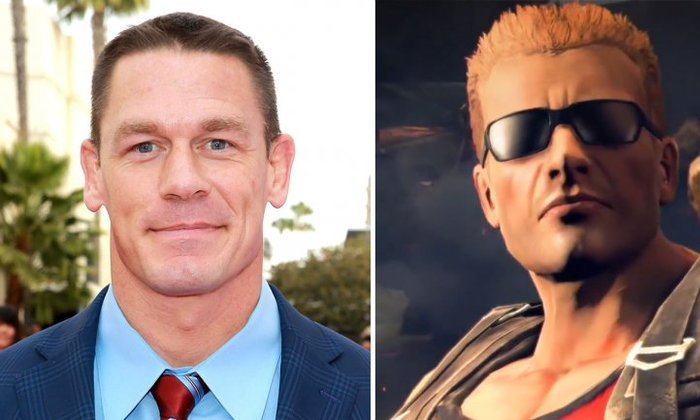 นักมวยปล้ำชื่อดัง John Cena เตรียมเจรจารับบทเพื่อนำในหนังจากเกม Duke Nukem