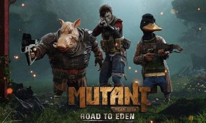 Mutant Year Zero Road To Eden เกมใหม่ภายใต้การดูเเลของทีมพัฒนา Hitman เเละ Payday