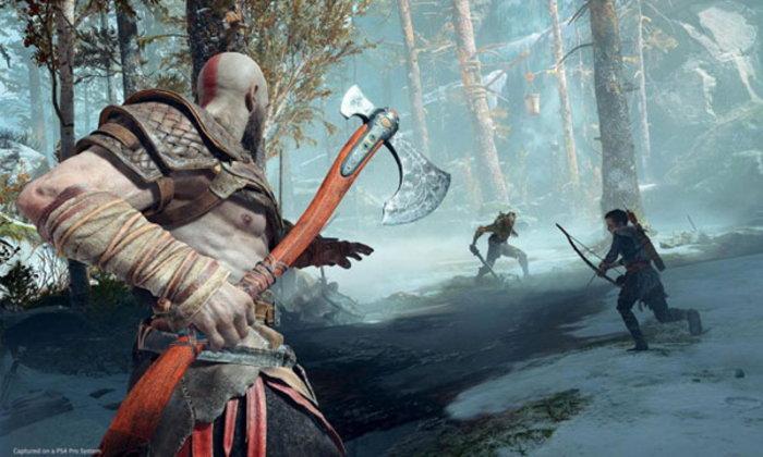 ผู้สร้าง God of War อ้าง! เล่นได้นานกว่า 40 ชั่วโมงจึงจะพิชิตเกมได้ 100%