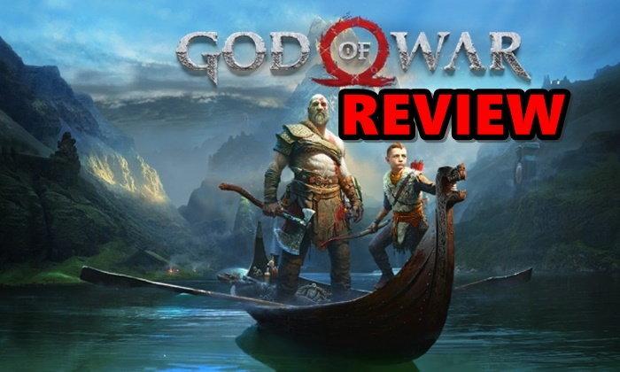 รีวิวเกม God OF War บน PS4 เมื่อเกมฆ่าเทพถึงคราวเปลี่ยนแปลง