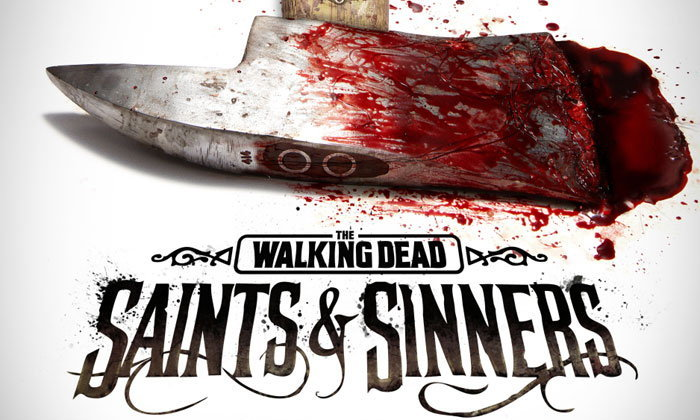 The Walking Dead Saints  Sinners เกม VR จากจักรวาล The Walking Dead