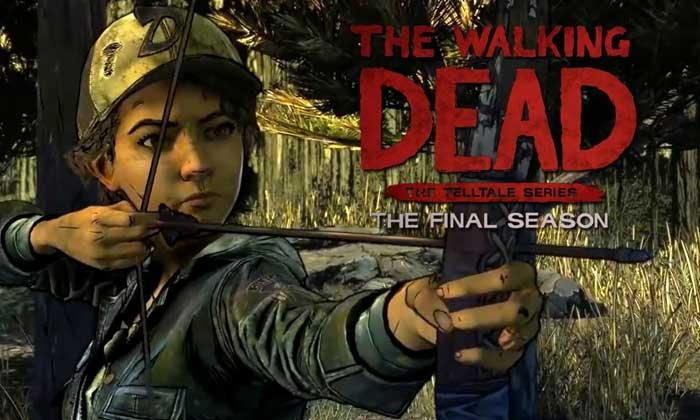 ตัวอย่างเกมเพลย์ The Walking Dead The Final Season ศึกซอมบี้ซีซั่นสุดท้าย
