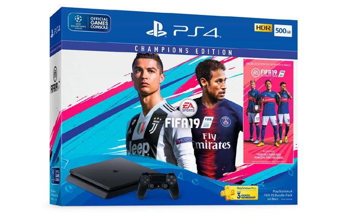 PlayStation 4 ชุด FIFA 19 พร้อมขาย 25 กันยายน ราคา 13490 บาท