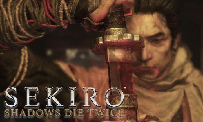Sekiro Shadows Die Twice ปล่อยตัวอย่างเกมเพลย์ใหม่โชว์การต่อสู้กับบอสสุดอลังการ