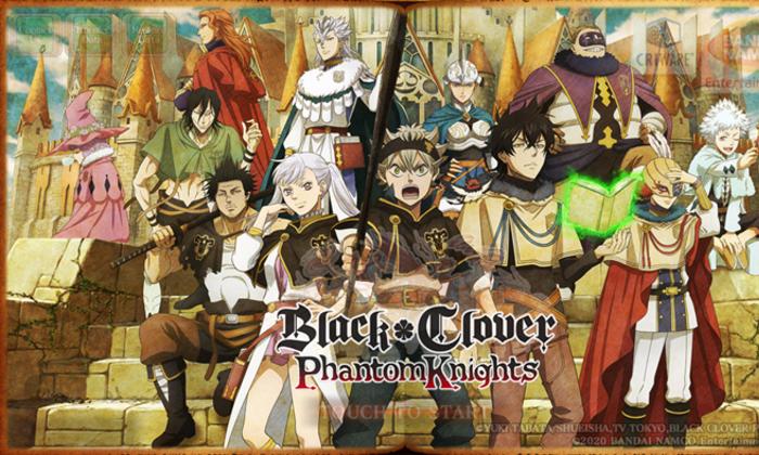 รีวิว Black Clover Phantom Knights เกมมือถือจากค่าย Bandai Namco ของการ์ตูนยอดฮิต