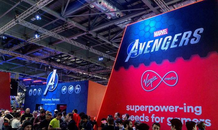 Marvel Avengers ตีตลาดเกมส์!!เตรียมวางขายเร็วๆนี้