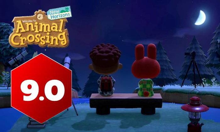 รีวิว Animal Crossing: New Horizon หนีชีวิตในเมือง ไปพักชิลๆที่เกาะร้าง