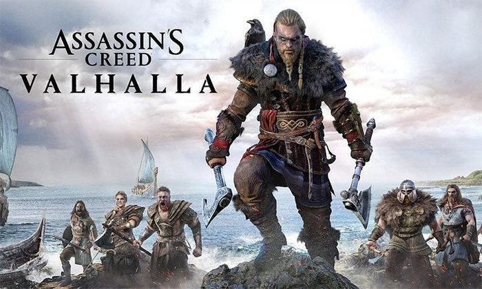 Assassin s Creed Valhalla จะมีแผนที่ใหญ่กว่า Assassin s Creed Odyssey