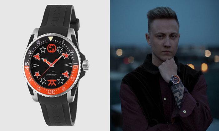 Gucci ผุดไอเดียนาฬิกา Esport รุ่น Limited Edition สุดหรู