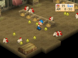 Trainer Harvest Moon Back To Nature Epsxe idea gallery