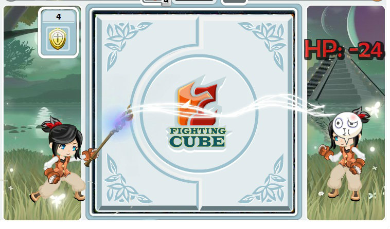 Fighting Cube