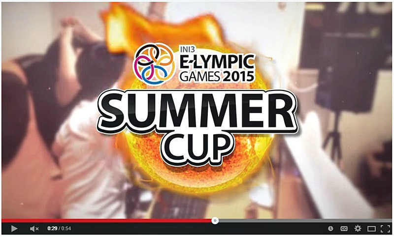 Ini3 E-Lympic Games 2015