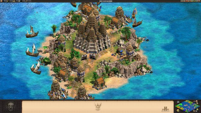 Age of Empires II HD Rise of the Rajas ภาคเสริมเอเชีย