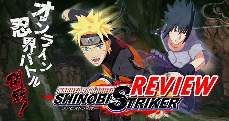 รีวิวเกม NARUTO TO BORUTO Shinobi Striker ตัว beta นินจานารูโตะฉบับออนไลน์