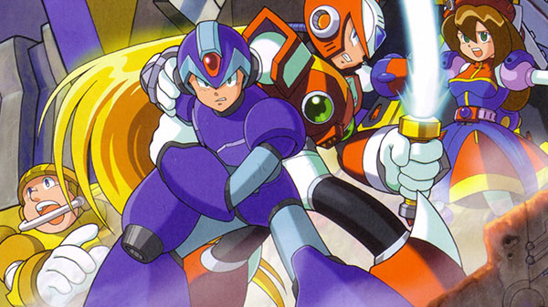 Rockman X Legacy Collection