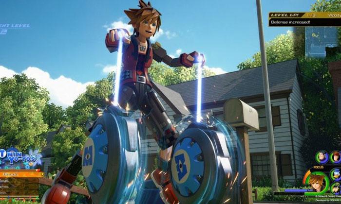 Kingdom Hearts 3 จัดเต็มภาพใหม่ เตรียมประกาศวันปล่อยเกมเดือนหน้า