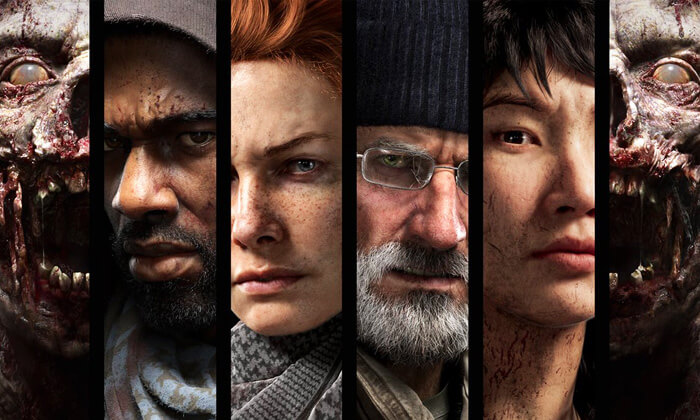 Overkill The Walking Dead ปล่อยตัวอย่างการเล่น เเละประกาศวันวางจำหน่ายช่วงสิ้นปีนี้