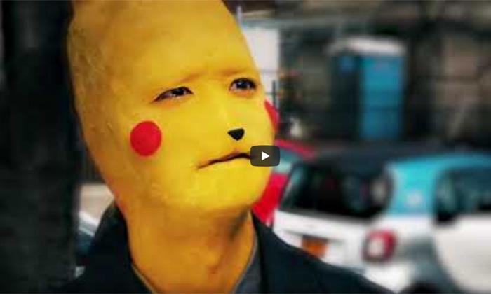 True Detective Pikachu หนงนกสบปกาจฉบบเอาฮา