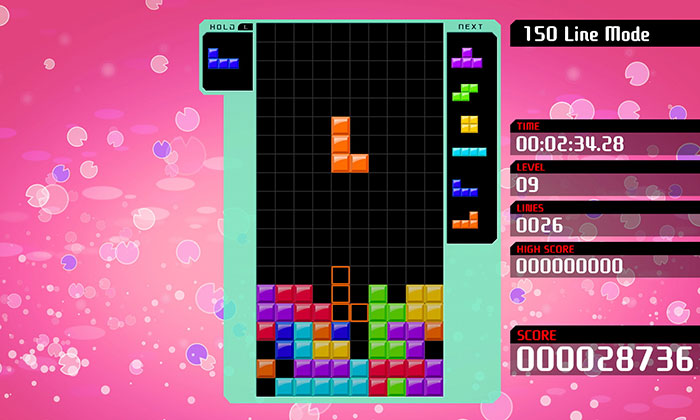 Tetris 99 Big Block DLC ศึก Battle Royale สำหรับคนอยากออฟไลน์
