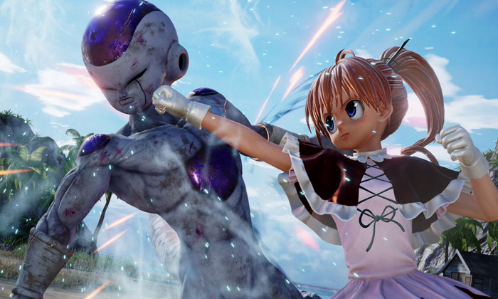 Jump Force เตรียมปล่อย DLC ไคบะ เซโตะ ออลไมท์ และบิสเก็ต ครูเกอร์ 28 พคนี้