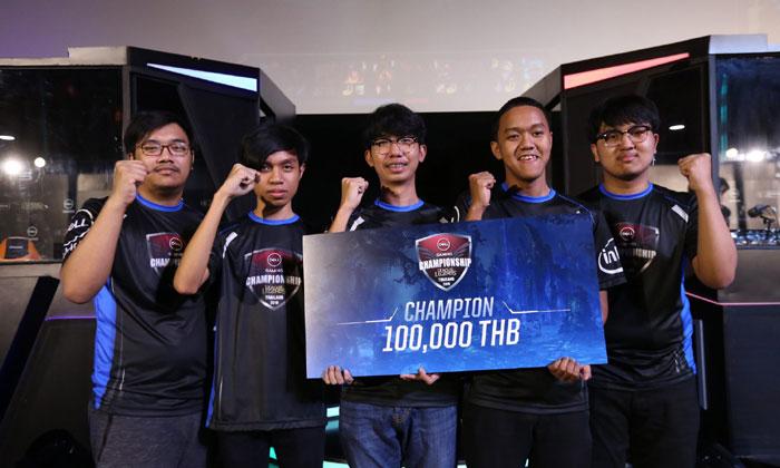 แข่งเกมในโรงหนัง Dell Gaming Esports ชิงรางวัลกว่า 200,000 บาท