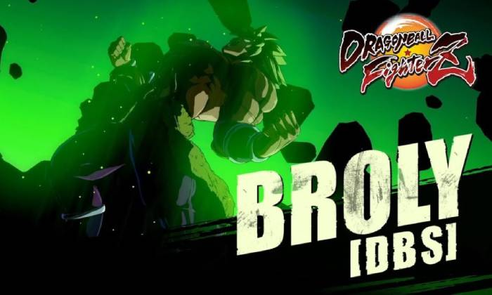 Dragon Ball Fighter Z ปล่อยตัวอย่างตัวละคร Broly จากภาค Super