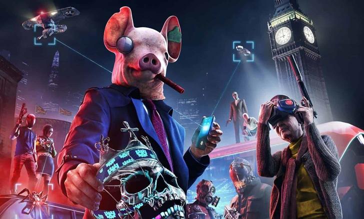เอาตังไป! Watch Dogs: Legion เผยตัวอย่าง Gameplay ใหม่ล่าสุด