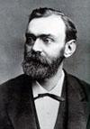วันเกิด อัลเฟรด โนเบล ผู้ประดิษฐ์ไดนาไมต์