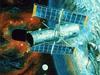 นำกล้องโทรทรรศน์อวกาศฮับเบิล  ขึ้นสู่อวกาศเป็นผลสำเร็จ