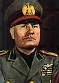 เบนิโต มุสโสลินี ก้าวขึ้นเป็นนายกรัฐมนตรีของอิตาลี