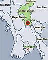 พม่าย้ายเมืองหลวงจากย่างกุ้งไปที่ ปีนมานา