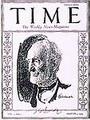 นิตยสาร TIME ออกวางจำหน่ายเป็นฉบับแรก
