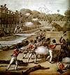 ประกาศสงครามครั้งแรกกับพม่าอย่างเป็นทางการ