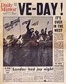 สงครามโลกครั้งที่ 2 ในทวีปยุโรปยุติลงอย่างเป็นทางการ
