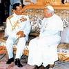 สมเด็จพระสันตะปาปา จอห์น ปอล ที่ 2 เสด็จเยือนประเทศไทยครั้งแรก
