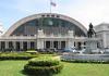 รัชกาลที่ 6 เสด็จพระราชดำเนินทรงเปิด สถานีรถไฟกรุงเทพ