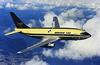 เครื่องบิน โบอิง 737 ออกบินครั้งแรก