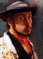 เอ็ดการ์ เดกาส์ หนึ่งในผู้บุกเบิกศิลปะอิมเพรสชันนิสม์
