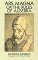 ปกหนังสือ Ars Magna