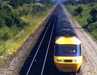 รถไฟความเร็วสูง (High Speed Train)