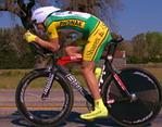 ฟลอยด์ แลนดิส (Floyd Landis)กับจักรยาน BMC ฟูลคาร์บอน