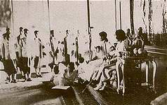 พระราชทานปริญญาบัตรครั้งแรกในประเทศไทย