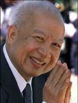 เจ้านโรดม สีหนุ (Norodom Sihanouk)