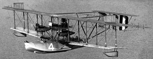 เครื่องบินปีกคู่ NC-4