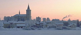 ฤดูหนาวในฟินแลนด์