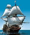 เรือโกลเด้นไฮน์ (Goldenhinde)