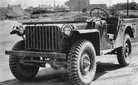 รถจิป วิลลี่ (willys jeep)
