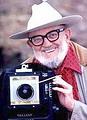 แอนเซล อดัมส์ (Ansel Easton Adams) ปรมาจารย์ด้านการถ่ายภาพขาวดำชาวอเมริกัน