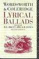 ผลงานบทกวีเรื่อง Lyrical Ballads